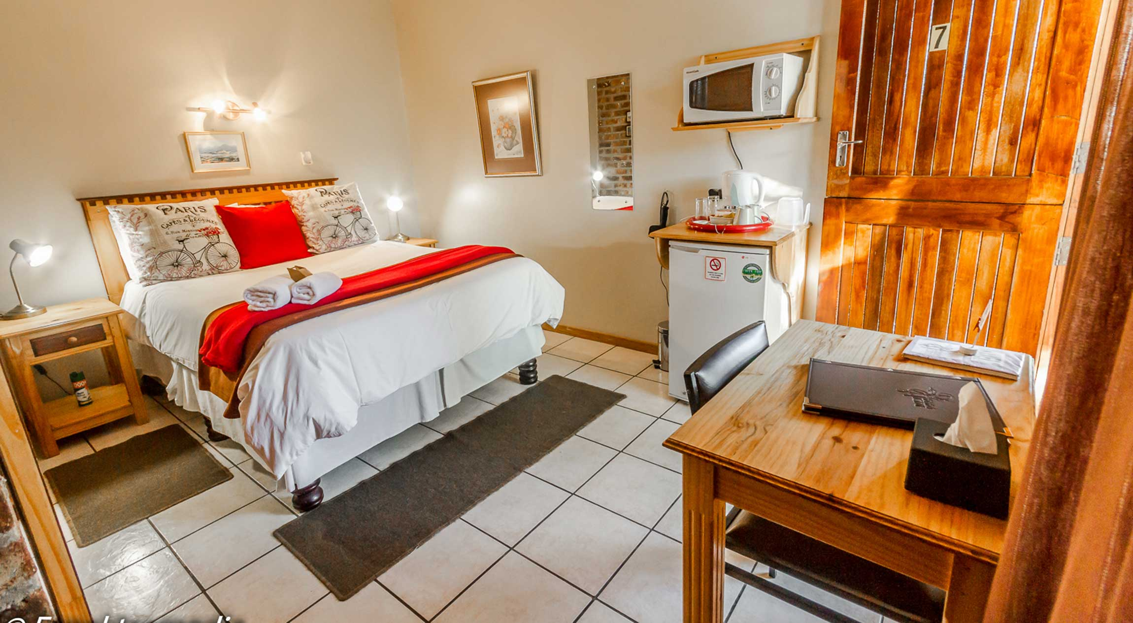 double room suite in de herberg lodge
