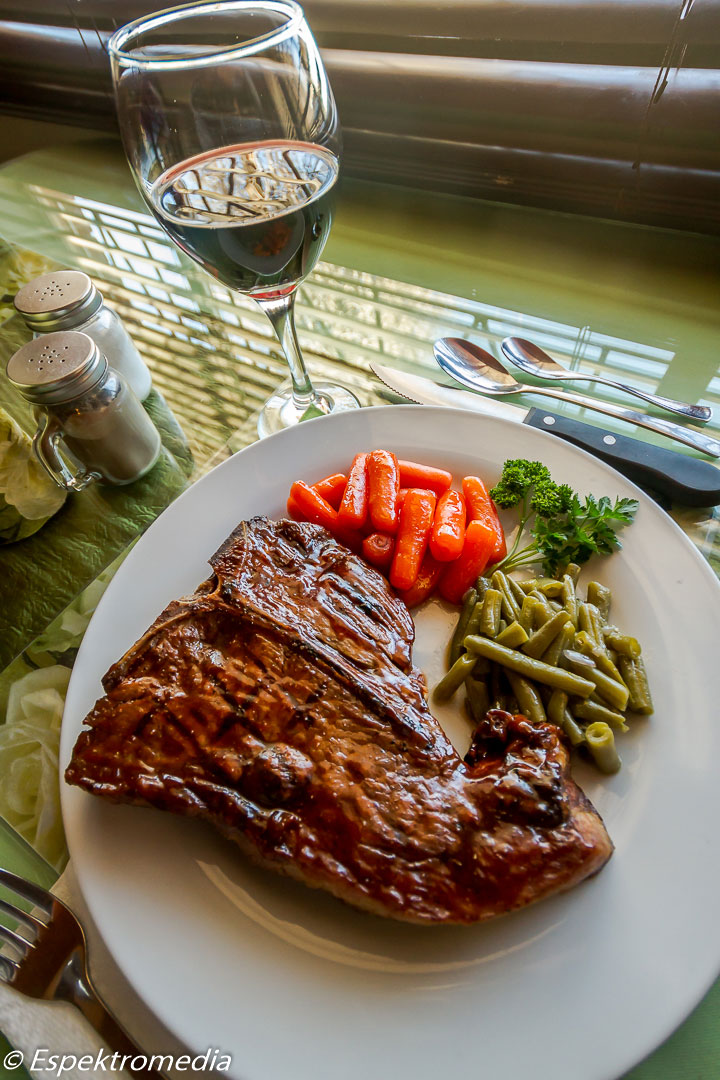 t bone steak de aar restaurant herberg lodge